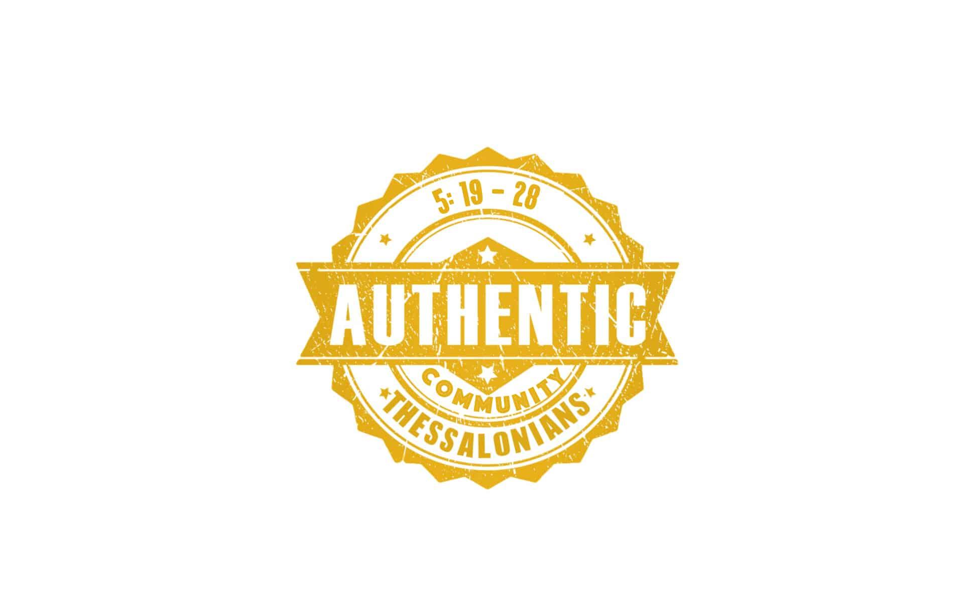 Authentic Community #4