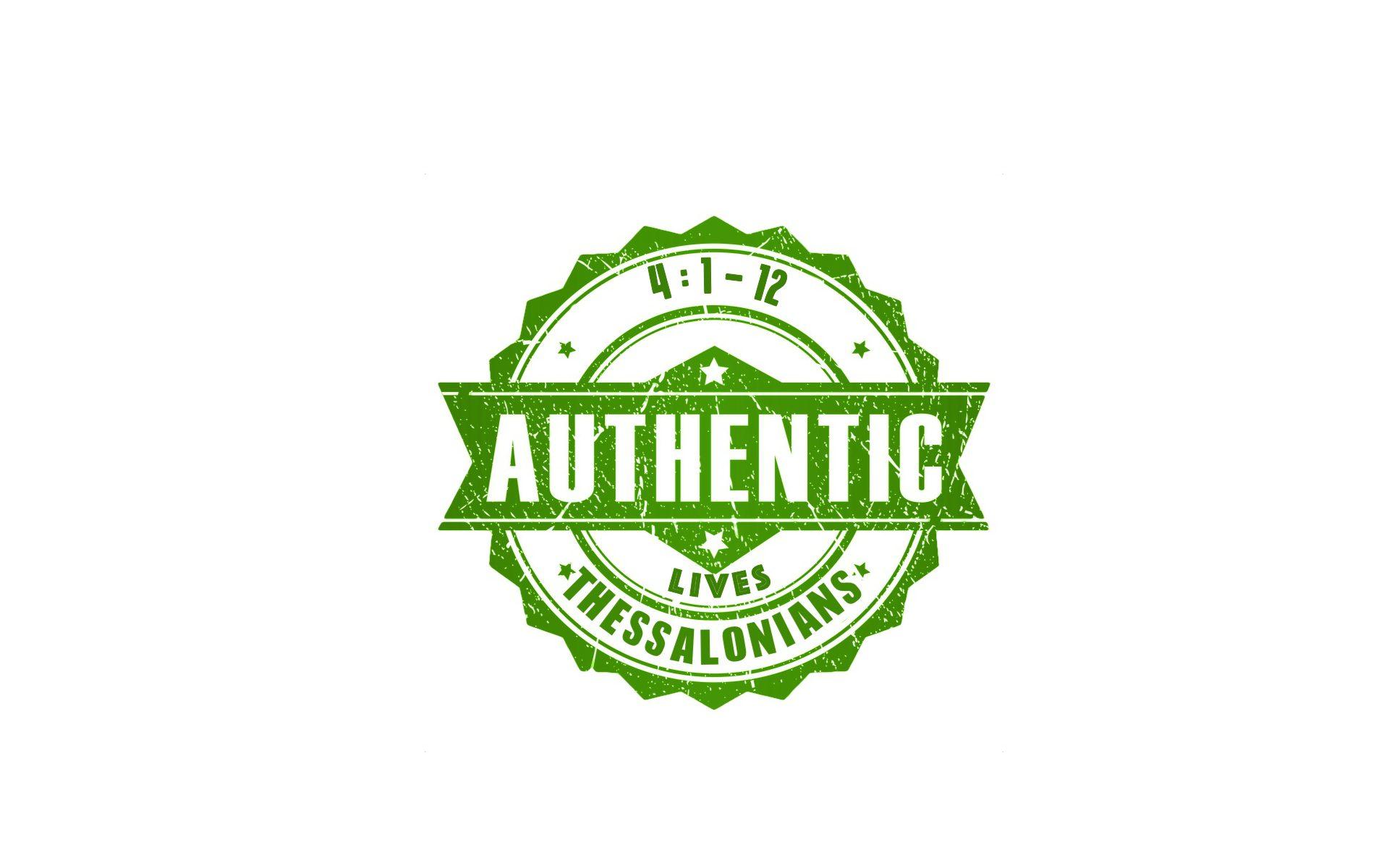 Authentic Lives