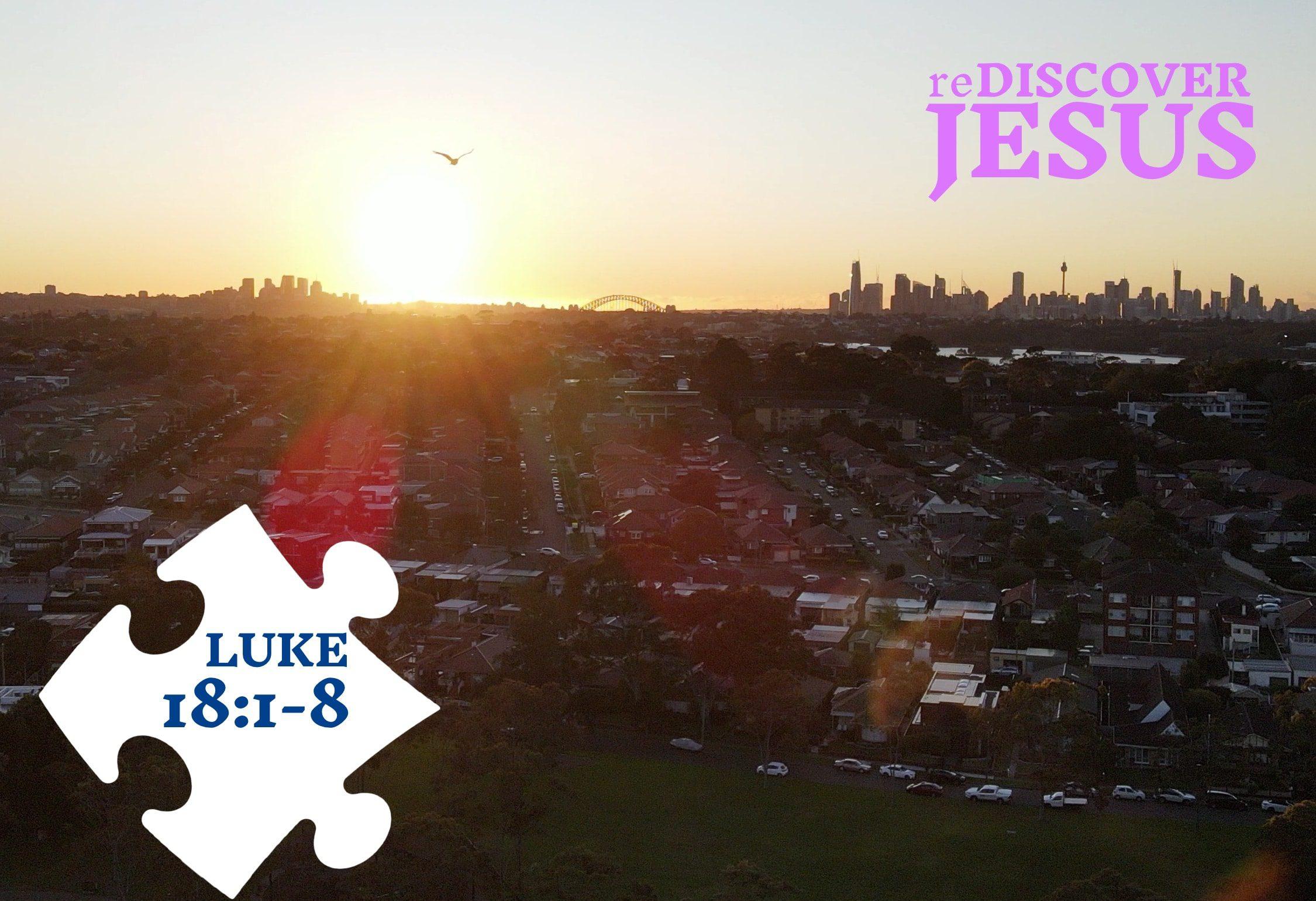 reDISCOVER JESUS return